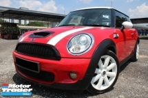 2008 MINI Cooper S 1.6 A TURBO PANORAMIC iDRIVE HI-SPEC