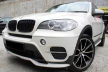 2011 BMW X5 3.0 XDRIVE35i 7SEAT PANORAMIC M TECH Bkits
