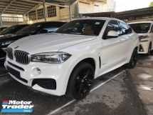 2015 BMW X6 40D 3.0 TURBOCHARGED M SPORT HEAD UP DISPLAY PRE CRASH INTRLLGENT SAFETY POWER BOOT HARMAN KARDON