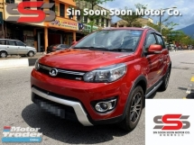 2015 GREAT WALL M4 1.5 Premium HAVAL(4 YEAR WARRANTY)(AUTO)2015 Only 1 LADY Owner,TIPTOP,ACCIDENT-Free, SPORT LEATHER Seat with DVD, GPS & REVERSE Cam