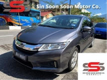 2016 HONDA CITY 1.5 IVTEC FULL Spec(AUTO)2016 Only 1 LADY Owner, TIPTOP, ACCIDENT-Free, with LEATHER SEAT, BEHIND AIRCOND& HONDA WARRNTY +FULL SERVICE