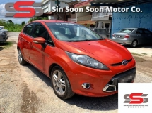 2011 FORD FIESTA 1.6 SPORT PREMIUM FULL Spec(AUTO)2011 Only 1 LADY Owner, 68K Mileage, TIPTOP,ACCIDENT-Free,DIRECT-Owner, FORD SERVICE RECORD & AIRBEG