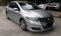 2012 HONDA CITY 1.5E MODULO PADDLE SHIFT LEATHER SEAT ORI HONDA