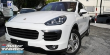 2015 PORSCHE CAYENNE 3.0 Diesel V6 / AIR SUSPENSION / SPORT PLUS / READY STOCK