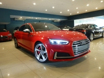 2017 AUDI S5 3.0 SportBack S.Line. HIGHEST Grade CAR. Genuine Mileage.Provide WARRANTY. Mustang Audi BMW Benz RS5