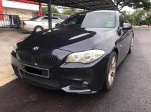 2011 BMW 5 SERIES 520 M-SPORT DIESEL TURBO