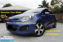 219615a12bc8ec 2013 KIA RIO 1.4 SX (A) Sunroof Full Specs (Ori Year Make 2013