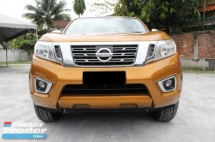 2015 NISSAN NAVARA 2.5 V (A) NP300 New Model Premium Specs (Ori Year Make 2015)(Full Service Record)