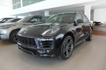 2017 PORSCHE MACAN TECHART SPORT EDITION 2.0 BRAND NEW CAR