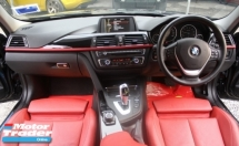 2013 BMW 3 SERIES 320I SPORTS VERSION F30 LIMITED RED LEATHER TIPTOP