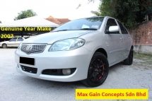 2007 TOYOTA VIOS 1.5 E (A) New Facelift (Ori Year Make 2007)(Guaranteed No Repairs Needed)