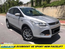 2016 FORD KUGA TITANIUM ECOBOOTS TURBO NEW FACELIFT ONE DOCTOR OWNER 100% LIKE NEW