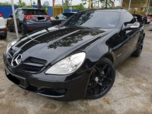 2011 MERCEDES-BENZ SLK SLK200 KOMPRESSOR FACELIFT