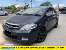 2008 HONDA CITY 1.5 IDS FACELIFT LAST MODEL 1 OWNER LOW MILEAGE