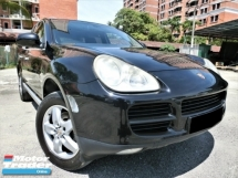 2006 PORSCHE CAYENNE CAYENNE S / 1 DATIN OWNER / LIKE NEW CONDITION / LOW MILEAGE / NO REPAIR NEEDED