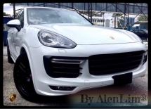 2015 PORSCHE CAYENNE GTS 3.6 (UNREG) INT BLACK HIGHT SPEC VERY GOOD CONDITION