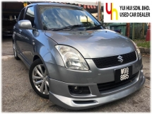 2008 SUZUKI SWIFT 1.5 PREMIER (A) 1 OWNER