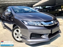 2014 HONDA CITY 1.5 S+ (A) FULL SERVICE RECORD UNDER WARRANTY HONDA