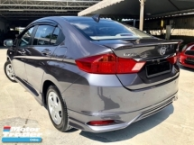2015 HONDA CITY 1.5 S+ (A) FULL SERVICE RECORD UNDER WARRANTY HONDA