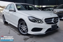 2014 MERCEDES-BENZ E-CLASS 2014 Mercedes E250 AMG Japan Spec Radar System Blind Spot LKA Keyless Unregister for sale