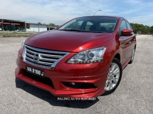 2015 NISSAN SYLPHY 1.8 (A) VL NEW MODEL