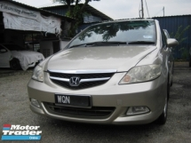 2007 HONDA CITY 1.5 (A) IDSI BLACK LISTED CAN FULL LOAN NO DOWN PAYMENT