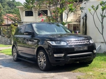 2014 LAND ROVER RANGE ROVER SPORT HSE SUPERCHARGED FULL SPEC WITH AUTO PARKING