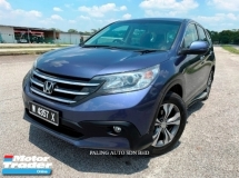 2015 HONDA CR-V 2.4 4WD (A) NEW MODEL