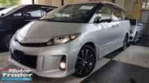 2014 TOYOTA ESTIMA 2014 Toyota Estima 2.4 Aeras Premium Electric Seat 2 Power Door Unregister for sale