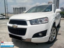 2013 CHEVROLET CAPTIVA 2.0 (A) ECO turbo diesel  Tip Top Condition