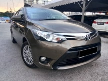 2016 TOYOTA VIOS 1.5 G  SPORTIVO ENHANCED (A) DVD Full Leather Seat