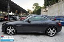 2011 MERCEDES-BENZ SLK Mercedes Benz SLK250 AMG 1.8 BlueEFFiC CONVERTIBLE
