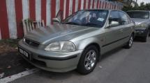 1998 HONDA CIVIC 1.6 VTEC AUTO