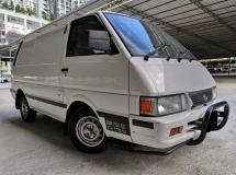 2003 NISSAN VANETTE Nissan Vanette 1.5 MT One Owner