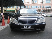 2006 MERCEDES-BENZ S-CLASS S280 ONE OWNER CKD SELL WITH NICE NUMBER PLATE