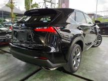 2015 LEXUS NX 200T F SPORT RED LEATHER SEAT PRECRASH UNREG