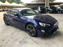 2016 TOYOTA 86 2.0 6 Speed Manual (M) Boxer D-4S 200hp LSD VSC Sport Mode Smart Entry Push Start Button HVAC Bucket Seat Intensity Discharged LED Zone Climate Control Twin Exhaust Reverse Camera Unreg