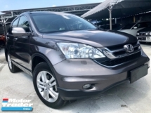 2011 HONDA CR-V 2.0 AWD (A) 1 MALAY LADY OWNER  TIP-TOP CONDITION