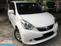 2012 PERODUA MYVI 1.3 EZI (A) One Owner Low Mileage