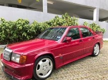 1988 MERCEDES-BENZ 190 CLASS 190E 2.5 16V COSWORTH manual original