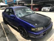 1997 TOYOTA COROLLA SE LIMITED 1997 Toyota COROLLA 1.6 SEG (M) TURBO , 210HP