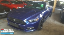 2016 FORD MUSTANG 2.3 Eco Boost (Auto) Unreg