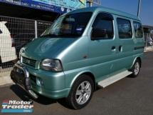 2001 SUZUKI ERV 1.3 (A) - Mini MPV / True Year Made / Good Condition