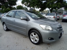 2010 TOYOTA VIOS 1.5G Spec  (AT) VVT-i  One Owner Low Mileage