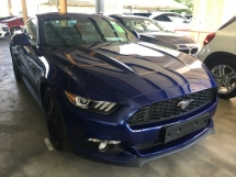 2016 FORD MUSTANG G COUPE 2.3 ECOBOOST SHAKER SOUND SYSTEM NEW CAR CONDITION