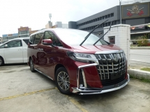 2019 TOYOTA ALPHARD 3.5 Executive Lounge (FACELIFT). New CAR Condition. Provide WARRANTY. VELLFIRE Toyota Nissan