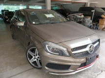 2014 MERCEDES-BENZ A250 AMG 2.0 4 Matic