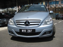 2009 MERCEDES-BENZ B-CLASS B150 (A) ONE OWNER IMPORT FROM UK SPECIAL MODEL