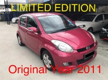 2011 PERODUA MYVI 1.3 EZI LIMITED EDITION, 1 LADY OWNER , TIP TOP CONDITION, ORI MILEAGE ,ORI PAINT,