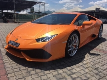 2014 LAMBORGHINI HURACAN LP610-4 V10 4000KM ONLY SHOWROOM CONDITION